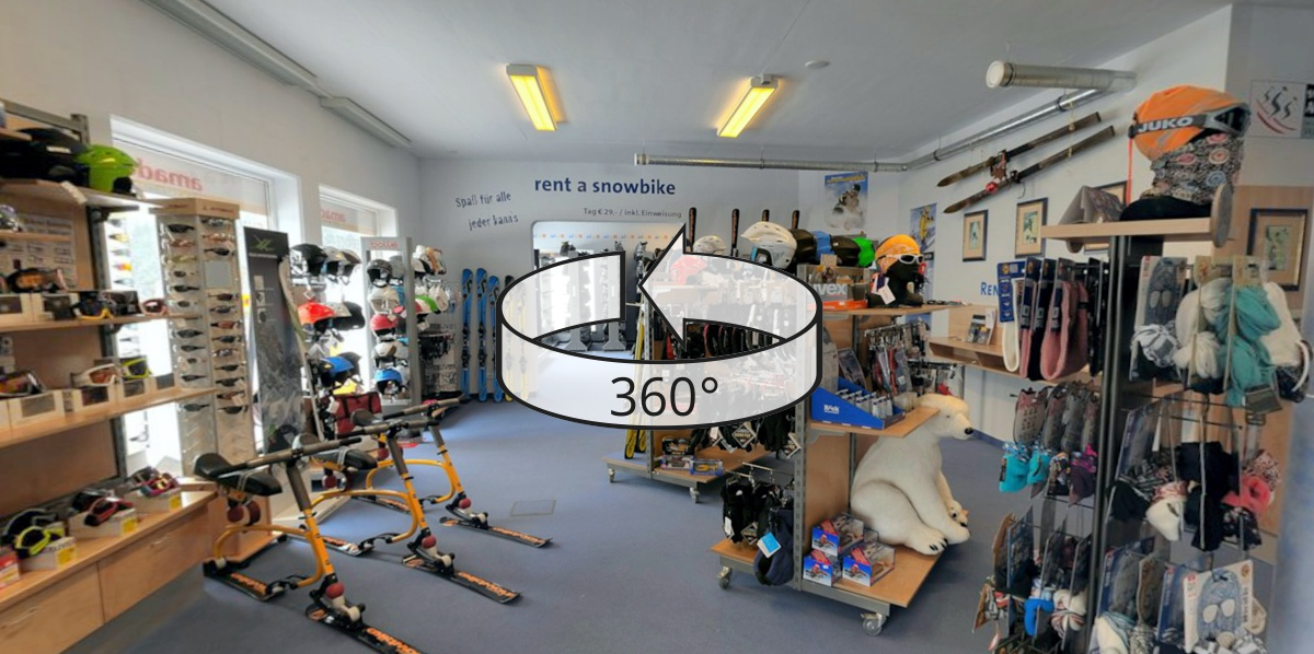 Panorama Skiverleih / Shop